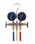R404A,R407C,R507A,R134a共用銅製錶組