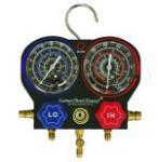 R134a專用冷光錶組(含快速接頭)